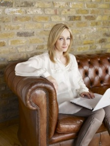 J K Rowling - via Pinterest