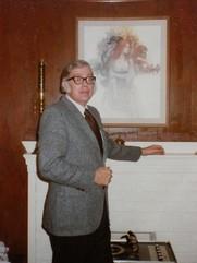 Thomas Elmer Huff aka Jennifer Wilde - picture courtesy of LibraryThing
