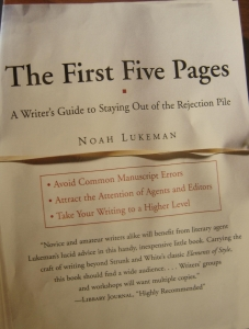 Book - The First Five Pages