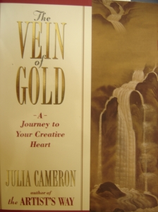 Book - Vein of Gold