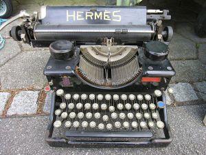 TypewriterHermes