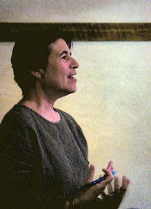 Natalie Goldberg picture courtesy of Wikipedia