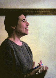 Natalie Goldberg picture courtesy of Wikipedia