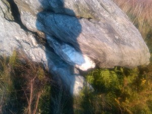 my-shadow-against-rocks-doughton-park