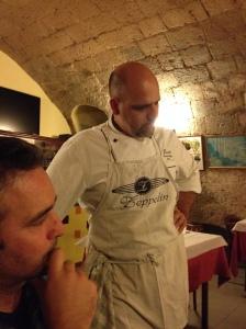 Zeppelin Chef and Justen