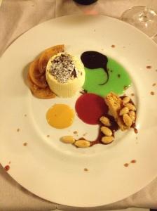 Zeppelin Dessert