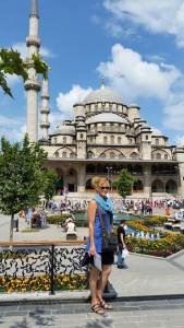 Karen in Istanbul