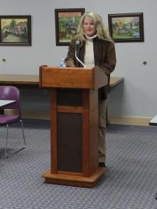 During Reading of Acquisition at The Wilkes County Public Library
