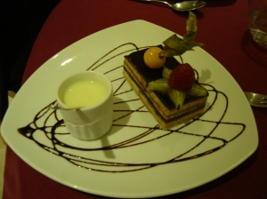 Essoyes - dessert