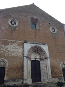 Orvieto - church 1