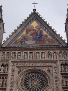 Orvieto - Duomo crown