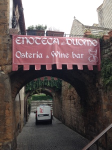 Orvieto - Enoteca and Wine bar