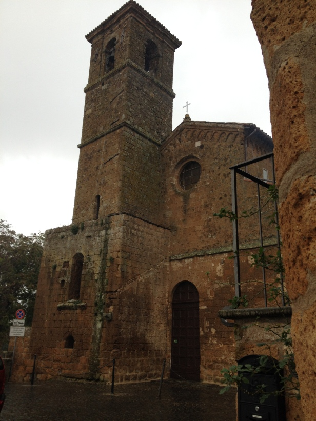 Orvieto - first duomo