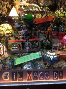Orvieto - magic shop
