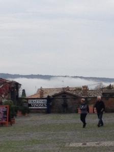 Orvieto - mist