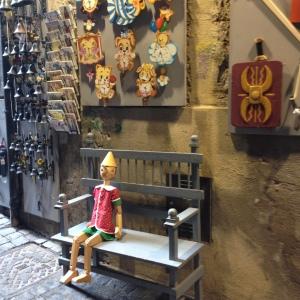 Orvieto - Pinocchio