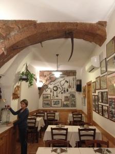 Orvieto - restaurant 2