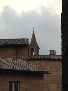 Orvieto - steeple