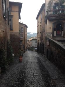 Orvieto - street scene