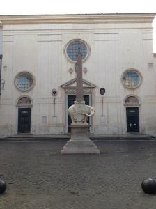 Rome - SMSM exterior