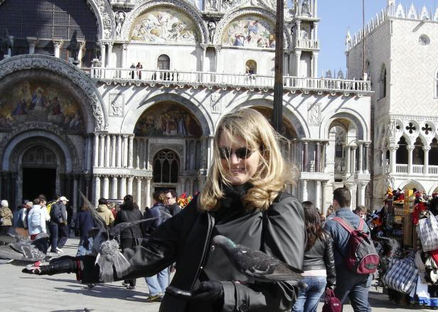 Renee in Venice 1